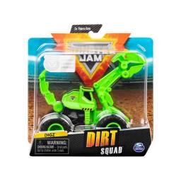 Monster Jam - Dirt Dozers Verde 58732