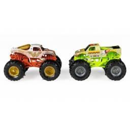 Monster Jam - Vehículos 1:64 Pack X2  Avenger 58702