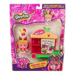 Shopkins - Shoppets Packs Temáticos  Melonie Hops 56698
