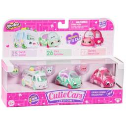 Cutie Cars - Vehículo X 3   56611-56643