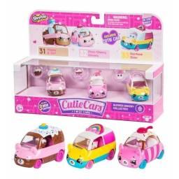 Cutie Cars - Vehículo X 3   56611-56644