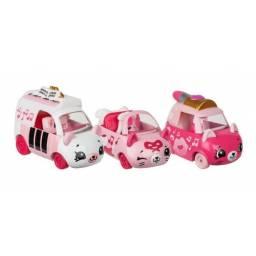 Cutie Cars - Vehículo X 3  56737-56738