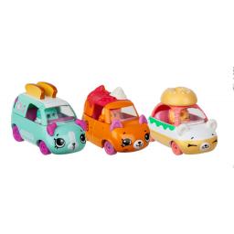 Cutie Cars - Vehículo X 3  56737-56741