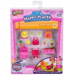 Happy Places - Pack Decoración Patio Cachorros 56636