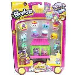 Shopkins - Pack De 12 Asia  56521