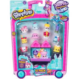 Shopkins- Pack De 12 Europa 56514