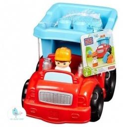 Mega Bloks - Camión Volcador Dyt58