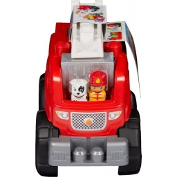Mega Bloks - Camión De Bomberos Dxh38