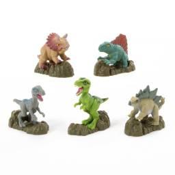JURASSIC WORLD - Dinosaurios Mini Pack x2 gxw45