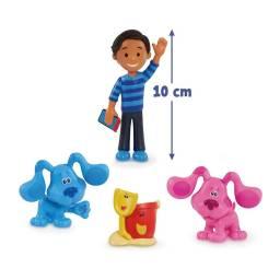 LAS PISTAS DE BLUE - Set de Figuras Coleccionables 49715