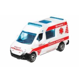 MATCHBOX - Vehiculos Global series HCL41-HCL57