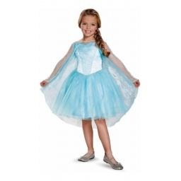 Frozen Disfraz Elsa Tutú - 7-8 Años - 83195k