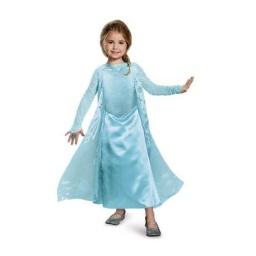 Frozen Disfraz De Lujo Con Brillos Elsa 4-6 Años - 98547L