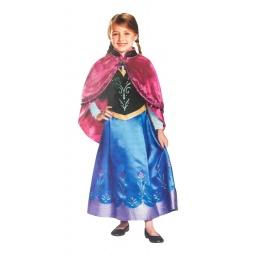 Frozen Disfraz Con Capa Larga 3-4 Años  83192M