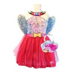 Barbie Disfraz Hada Dreamtopia 7-8 Años Cad12241