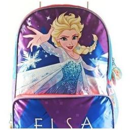Frozen Mochila 40 Cm Básica Con Carro Elsa 88303