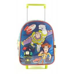 Mochila Infantil Toy Story  30cm Básica Con Carro 61301