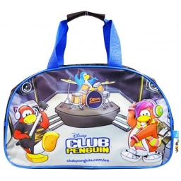 Club Penguin Mochila - Bolso Ovalado 41951