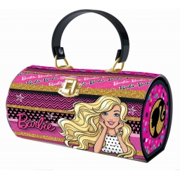 Barbie - Cartera De Metal - Bbpu1