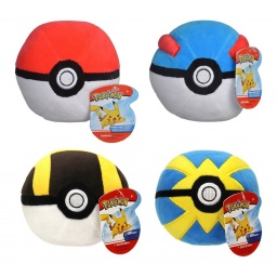 Pokemon - Poke Ball 10 Cm Pelcuhe - Cod. 96924
