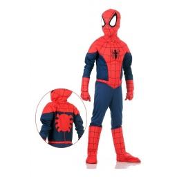 Spiderman  Disfraz De Lujo 35870G