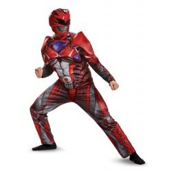 Power Rangers - Rojo Adulto Cod. 19561T