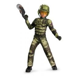 Operation Rapid Strike - Disfraz C/músculos Soldado 20917k