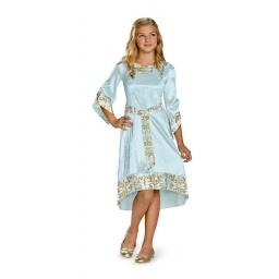Disney Princesas - Disfraz Azul Aurora 7-8 Años 71794k