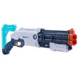 X Shot - Excel Vigilante Pistola Con 12 Dardos - 36190