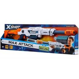 X Shot - Clip Max Attack 24 Dardos - 3694