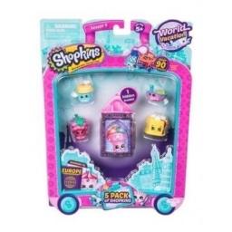 Shopkins - Pack De 5  56520