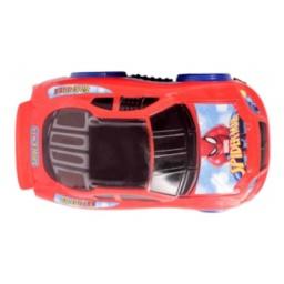 Spiderman - Vehículo Con Luz Y Sonido- 32702