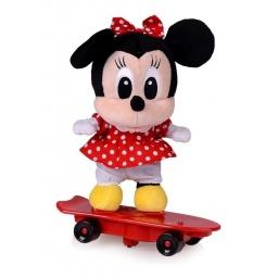 Mickey & Minnie - Peluche Con Skate Ub81