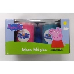 Peppa - Masas Pack X 2 DS1600