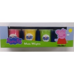 Peppa - Masas Pack X 4 DS1601