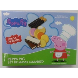 Peppa - Masas Set Almuerzo DS1647