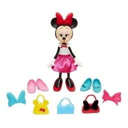 Minnie - Muñeca Con Accesorios 85061