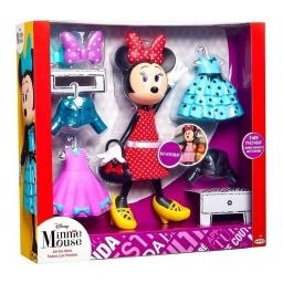 Minnie - Muñeca Pack Lunares 85042