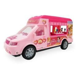Disney Princesas - Bus A Fricción 28159