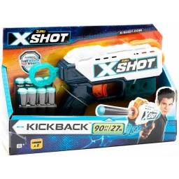 X Shot Excel Contraatque( 8 Dardos) 36184