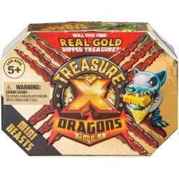 Treasure X - Mini Bestias 41512