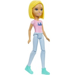 Barbie On The Go Muñeca Pink Fashion Doll Fhv55-fhv73