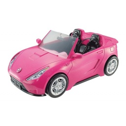 Barbie Estate Auto Convertible Glam Dvx59