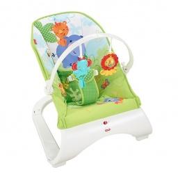 Fisher Price - Silla Mecedora Amigos Naturaleza Baby Gear Ckr34