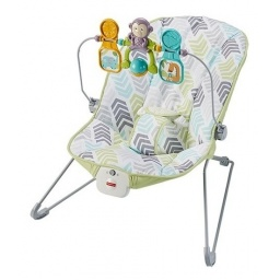 Fisher Price - Silla Vibraciones Relajantes Baby Gear Dtg94