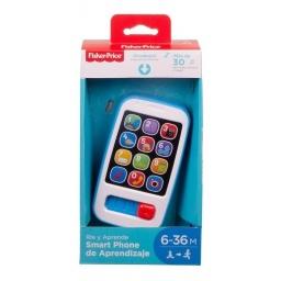 Fisher Price - Smart Phone De Aprendizaje Dkk10