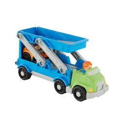 Fisher Price - Little People Remolque Con Rampa Drl43