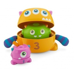 Fisher Price - Monstruos Apilables First Play Fnv36