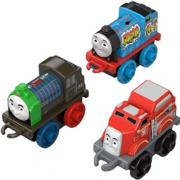 Fisher Price -Thomas & Friends Minis Packx 3 Chl60-gbb54