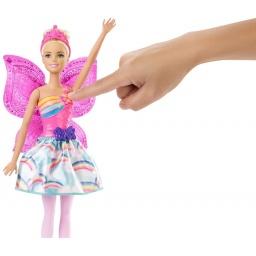 Barbie Fantasy Hada Alas Mágicas Frb08